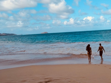 Tourist in Hawaii