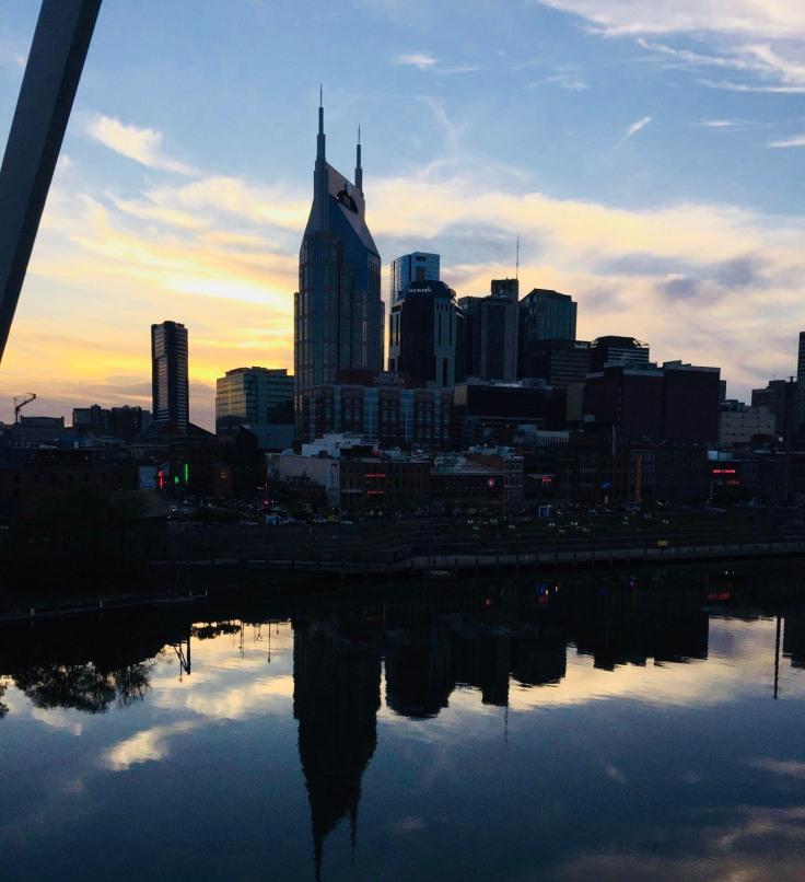 View of Nashville, TN